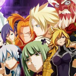 Top Strongest Spriggan 12 Members | Fairy Tail 2019