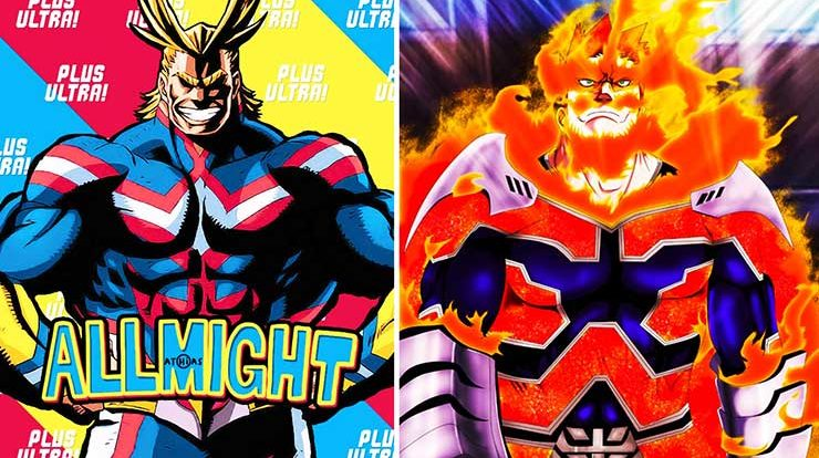 Top 10 Strongest My Hero Academia Characters