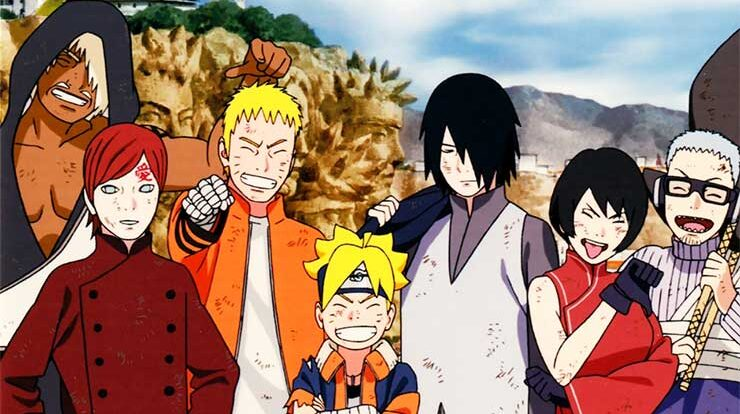 the 5 kage