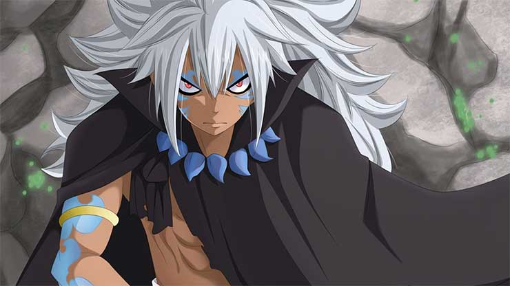 zeref in fairy tail