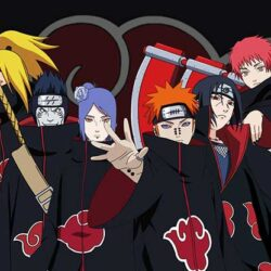 Top 10 Strongest Akatsuki Members