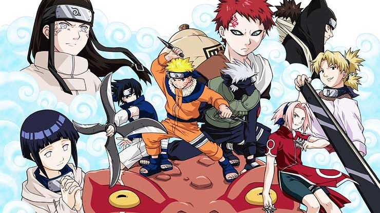 Top 10 Strongest Naruto Characters in Part 1