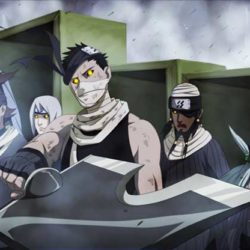 Top 10 Strongest Seven Ninja Swordsmen of the Mist