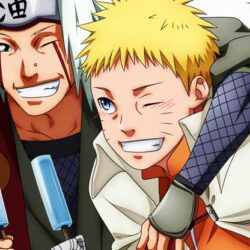Top 8 People Who Trained Naruto Uzumaki