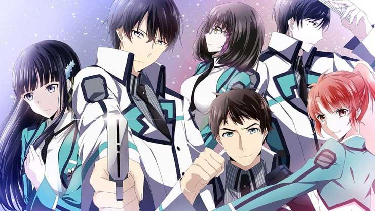 magic school anime