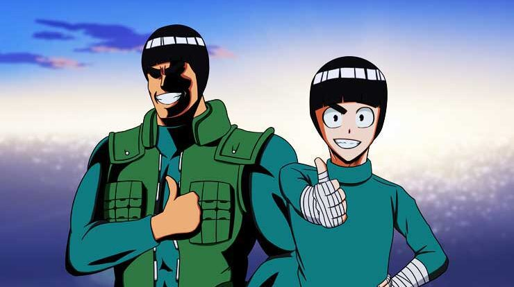 Top 5 Less Talented Shinobi Who Became Very Powerful