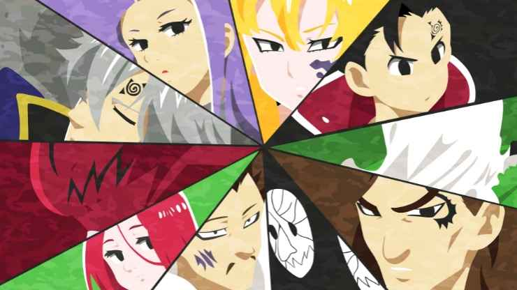 Top 10 Antagonist groups in Anime