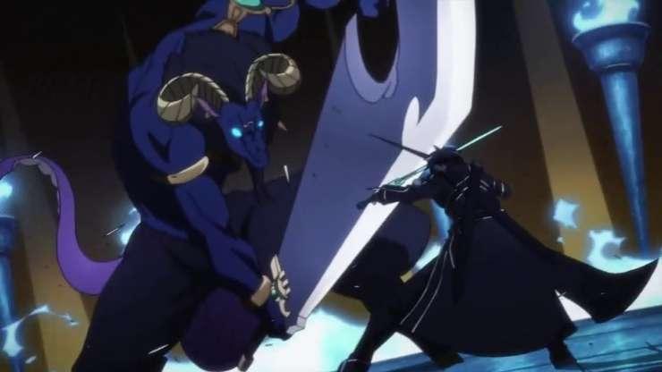 Top 10 Sword Art Online Fights