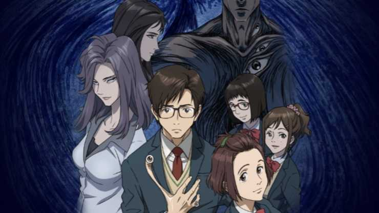 horror anime