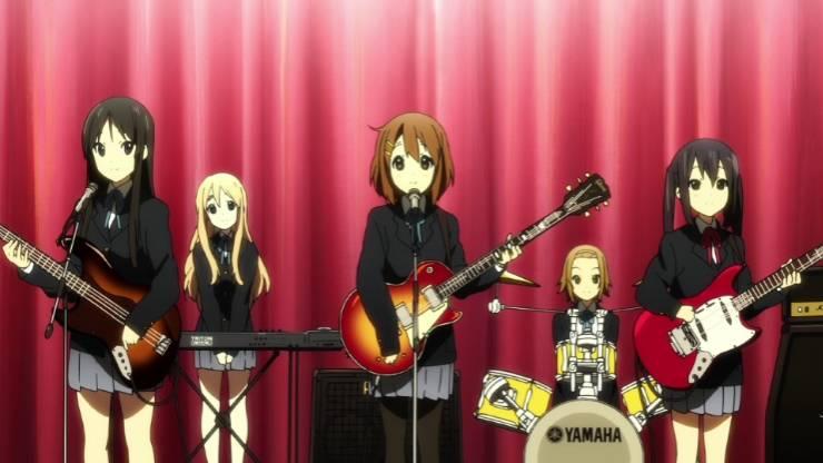 mejor anime musical