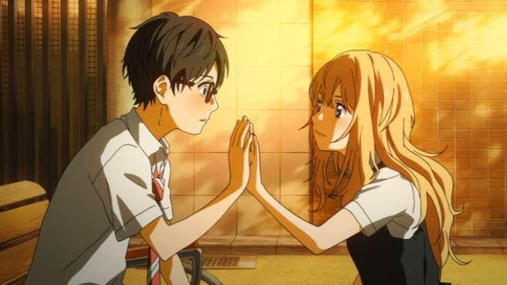 sad ending anime