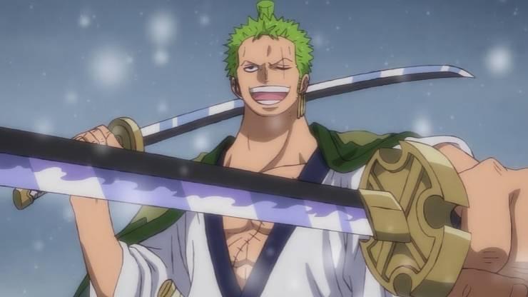espada de anime