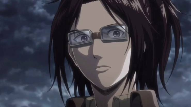 anime characters with glasses