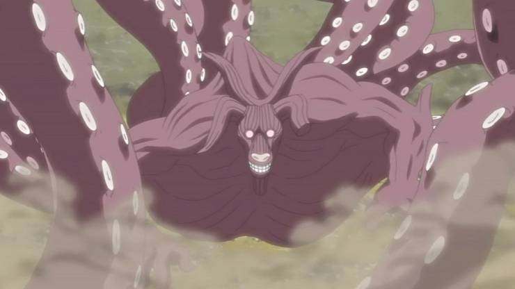 all the tailed beasts