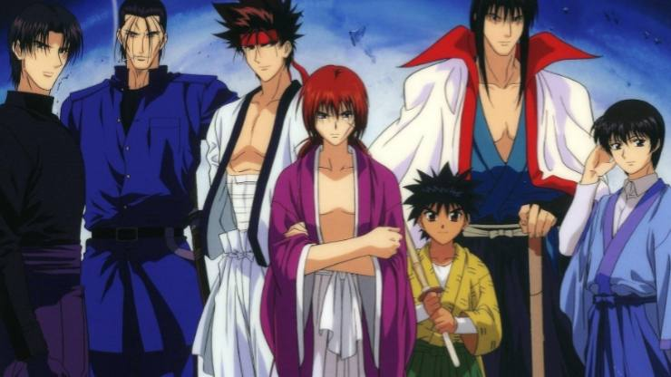 netflix anime series