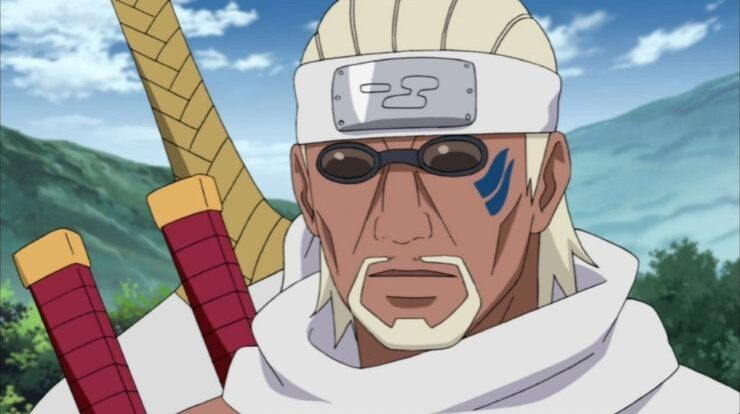 naruto killer bee