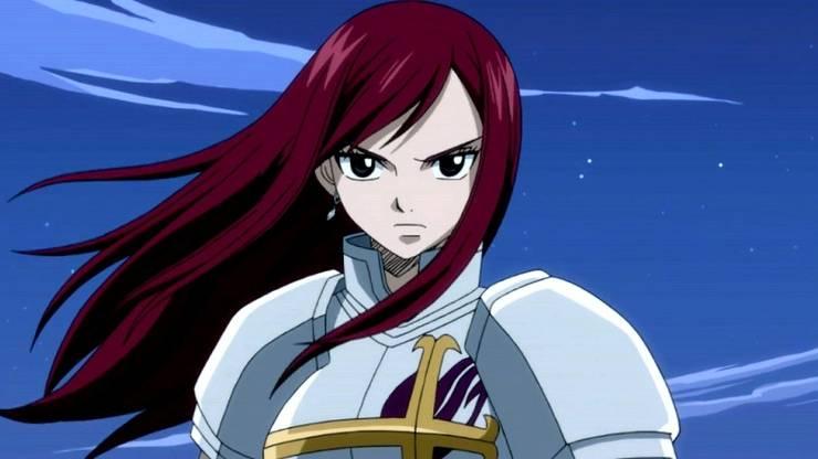 female anime