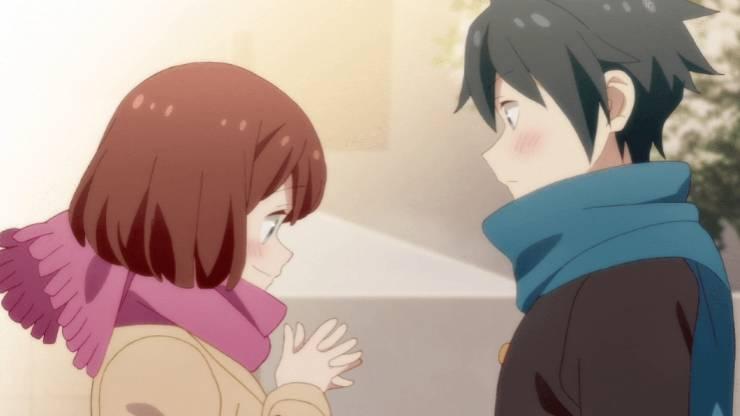 romantic comedy anime